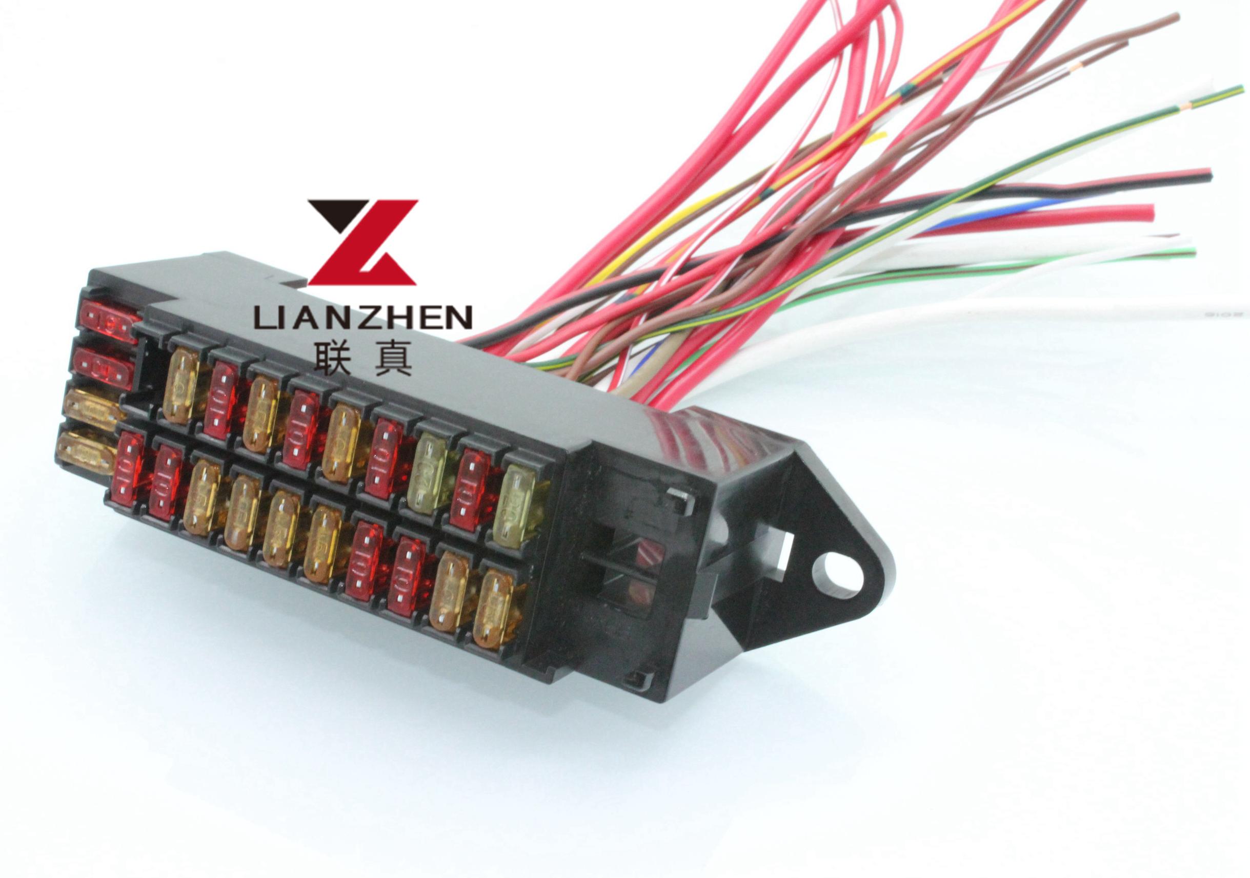 挖掘机配件维修 日立zax-1保险丝盒 油门马达油门电机厂家直销